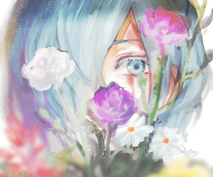 tokyo ghoul, touka, and anime image
