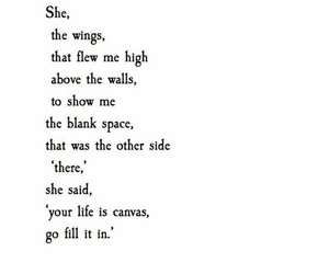 angel, quotes, and life image