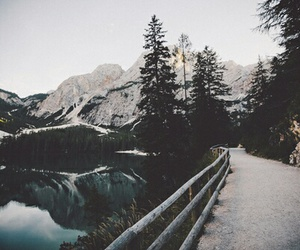 nature, travel, and hipster image