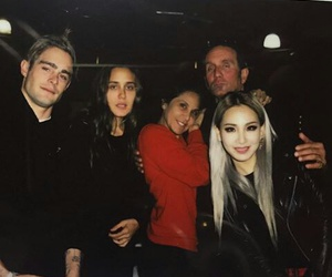 friends, 2ne1, and chaelin image