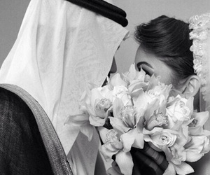 wedding and arab image