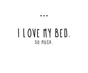 bed, love, and my image