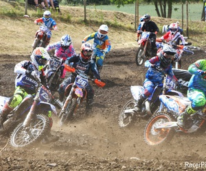 dirty, moto, and motocross image
