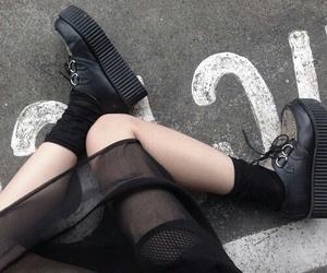 90's, aesthetic, and dark image