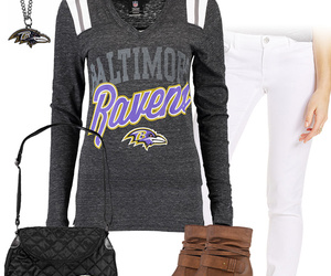 fashion, NFL, and tshirt image