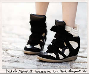 sneakers, shoes, and Isabel marant image