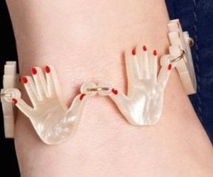tatty devine and seance hands image