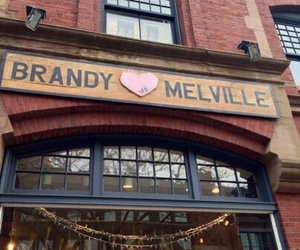 brandy melville and shop image