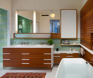 bathroom, creative, and home image