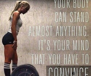 motivation and sports image