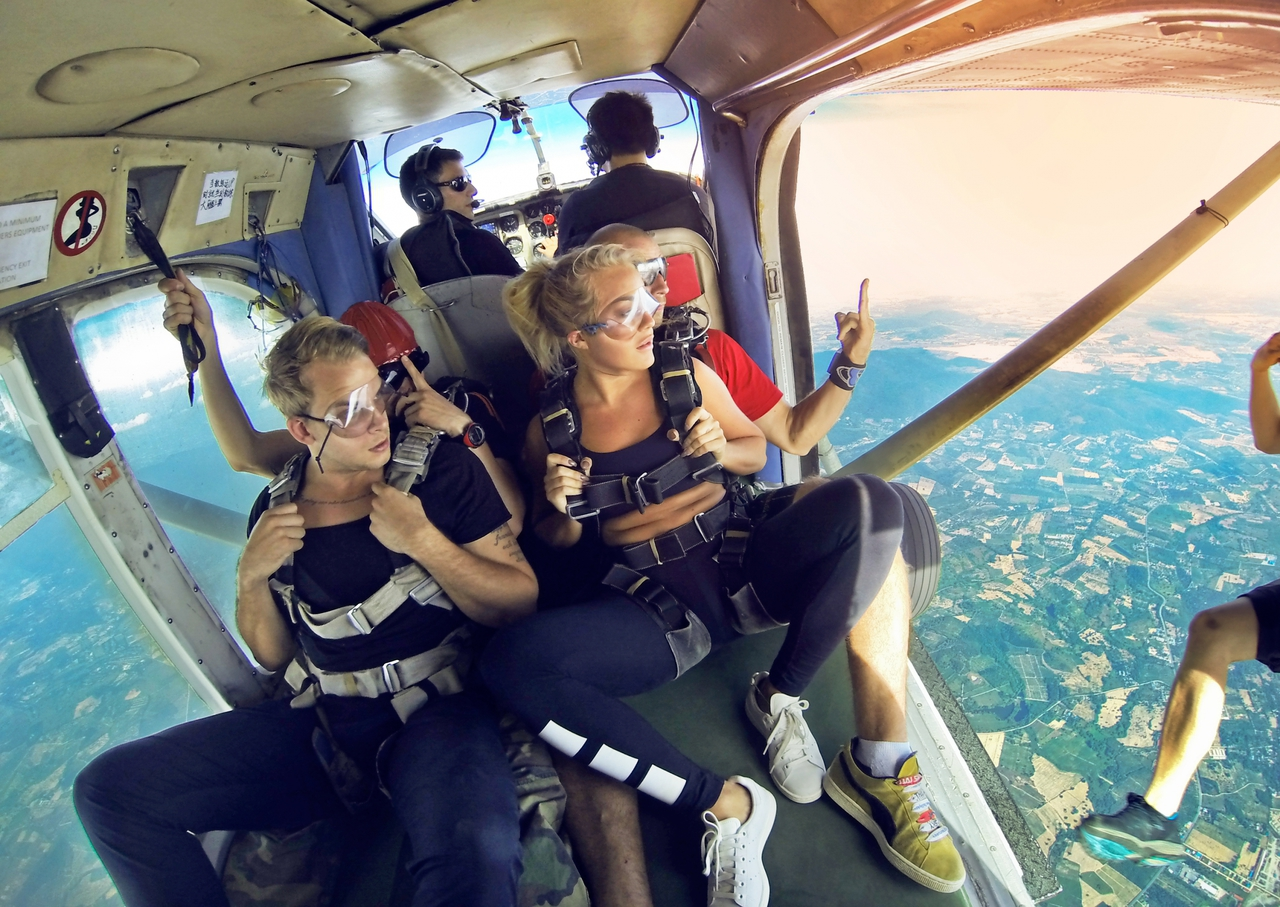 skydive and angelica blick image