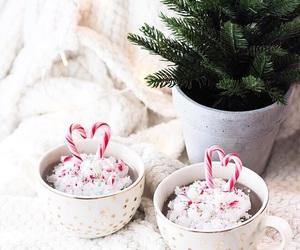 christmas and cups image