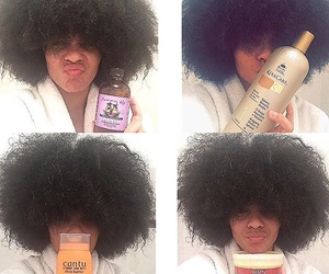Afro, beauty, and black beauty image