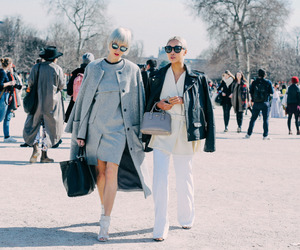fashion, street style, and mode image