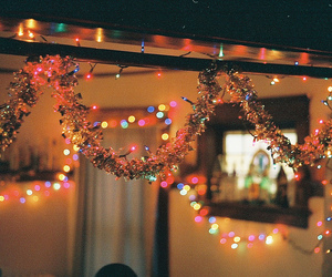 christmas, hipster, and indie image