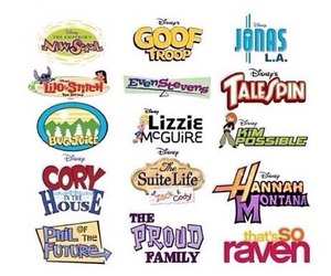 disney and old disney show image