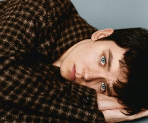 asa butterfield, actor, and blue eyes image