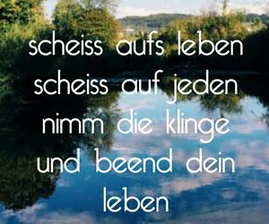 german, sad, and klinge image