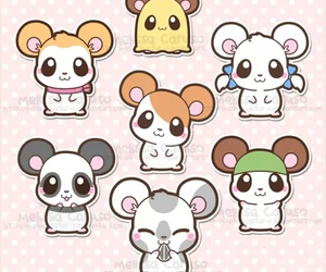 good, pretty, and hamster image