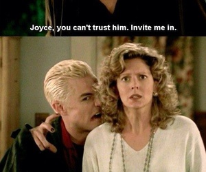 btvs, buffy, and spike image
