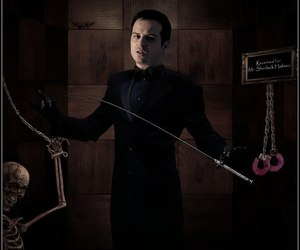 jm, jim moriarty, and james moriarty image