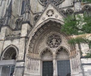 cathedral, newyork, and saintjohnthedivine image