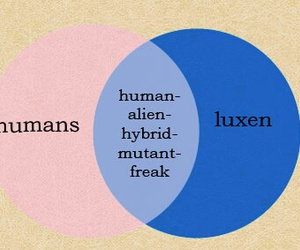alien, aliens, and lux image