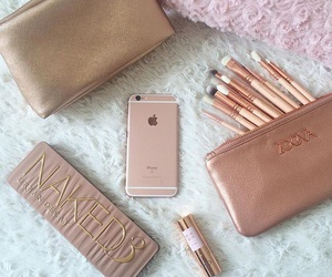 fashion, iphone, and rose gold image