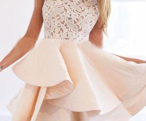 dress, sleeveless prom dress, and sleeveless prom dresses image