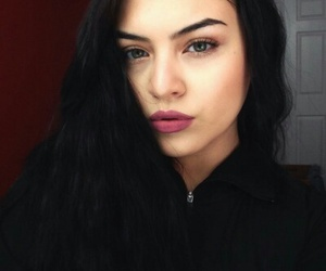 hair, pretty, and brows image