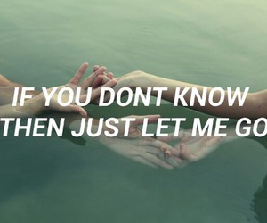 quote, water, and 5sos image