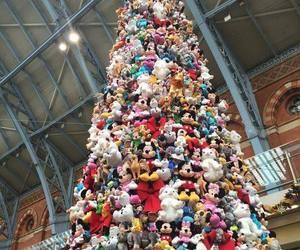 disney, christmas, and toys image