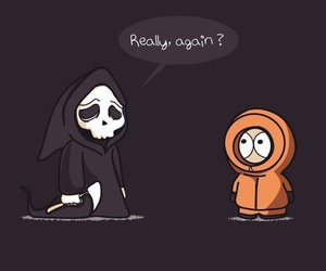 South park, kenny, and funny image