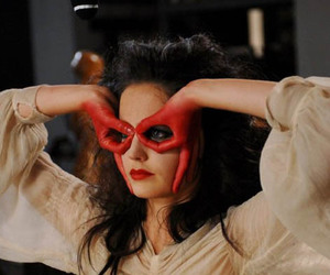 eva green, Franklyn, and red image
