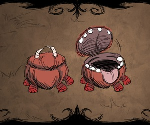 chester and dont starve image