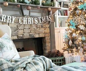 christmas, merry christmas, and christmas tree image