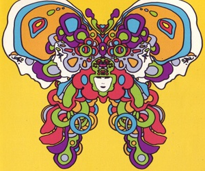 art, painting, and peter max image