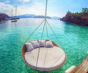 summer, sea, and relax image