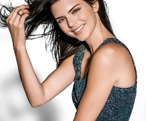 dress, smile, and Kendall image