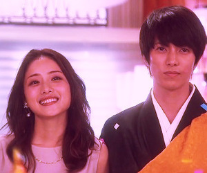 yamapi, tomohisa yamashita, and ishihara satomi image