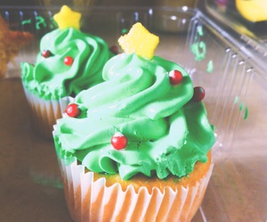 cakes, christmas, and Cookies image