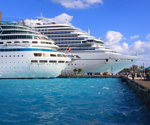ship, summer, and luxury image