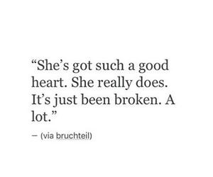 quote, broken, and good image