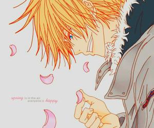 boy, manga, and dengeki daisy image
