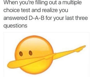 funny, dab, and test image