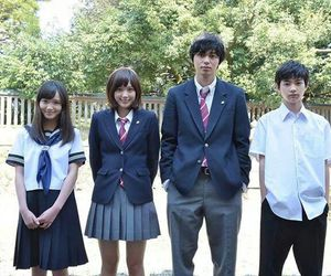 ao haru ride, blue spring ride, and live action image