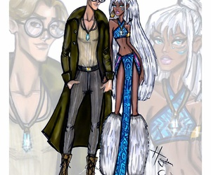 hayden williams, disney, and milo image