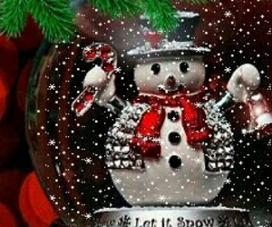 snowglobe, snowman, and special image