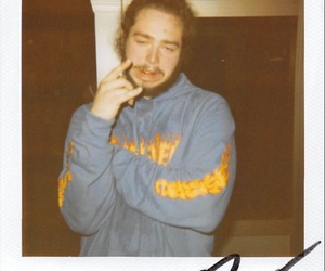 vintage and post malone image