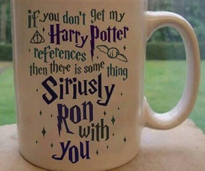 harry potter, cup, and book image